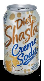 Diet Creme Soda