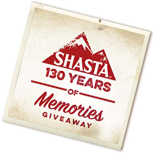 Shasta - 130 years of memories