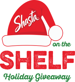 Shasta on the Shelf Holiday Giveaway